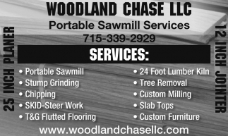 Portable Sawmill Services