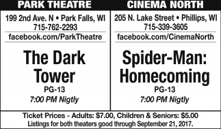 The Dark Tower, Spider-Man: Homecoming