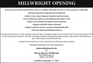 Millwright