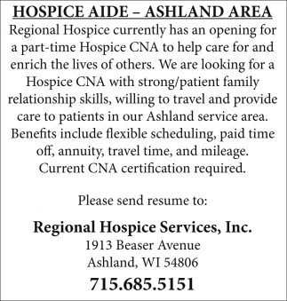 Aide regional hospice services spooner wi hospice aide regional hospice services spooner wi xflitez Image collections
