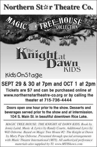 The Knight at Dawn Kids