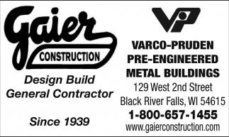 Design Build General Contractor