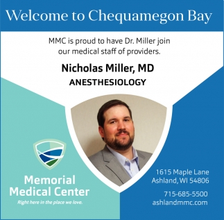 Nicholas Miller, MD Anesthesiology