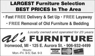 Best Prices In The Area