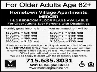 Hometown Village Apartments