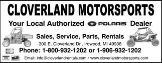 Your Local Authorized Polaris Dealer
