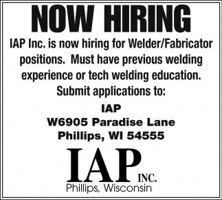 Welder/Fabricator