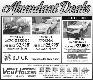 Abundant Deals