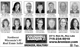 Northwest Wisconsin's 1 Real Estate Seller
