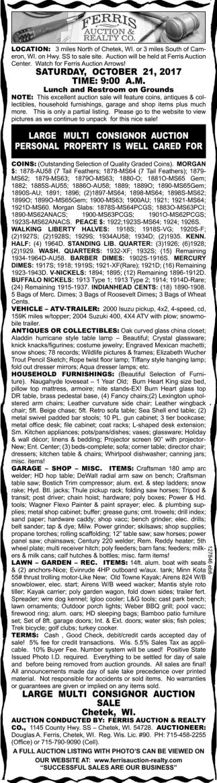 Large Multi Consignor Auction