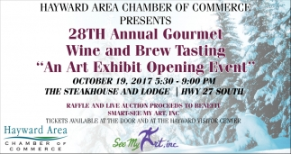 28th Annual Gourmet Wine and Brew Tasting