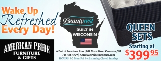 Ordinaire Ads For American Pride Furniture U0026 Gifts In Cameron, WI