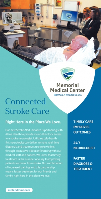 Connected Stroke Care
