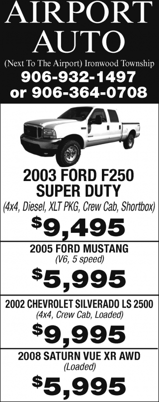 2003 Ford F250 Super Duty