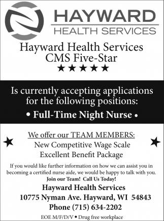 Fullt-Time Night Nurses