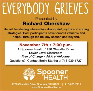 Everybody Grieves