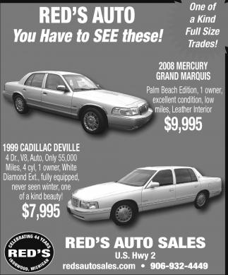 Mercury, Cadillac