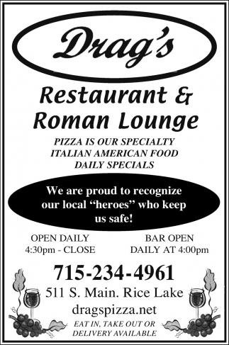 Restaurant & oman Lounge