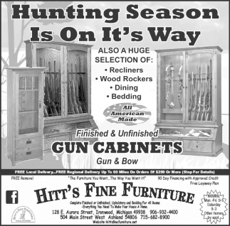 Gun Cabinets