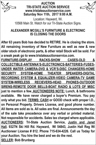 Alexander McGill's