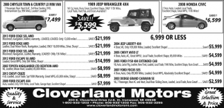 Chrysler, Jeep, Honda