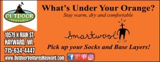 What's Under Your Orange?