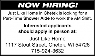 Shower Aide