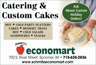 Catering & Custom Cakes