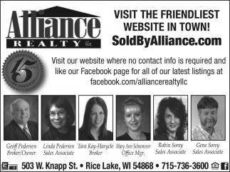 Visit the friendliest website in town!
