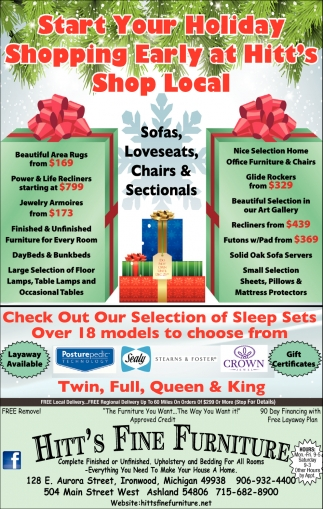 Sleep Sets, Sofas, Loveasts