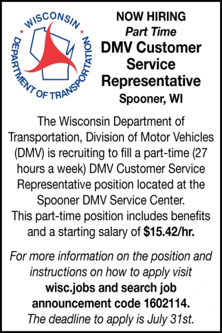 DMV Customer Service