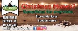 Storewide Sales