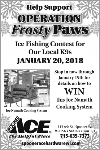 Operation Frosty Paws