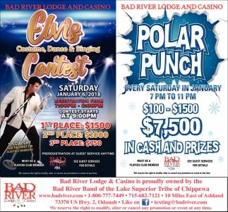 Elvis Contest / Polar Punch