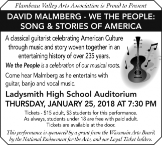 Song & Stories of America