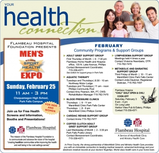 Community Programs & Support Groups