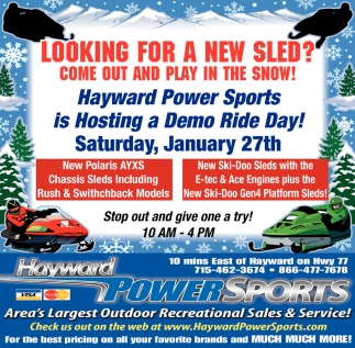 Hosting a Demo Ride Day