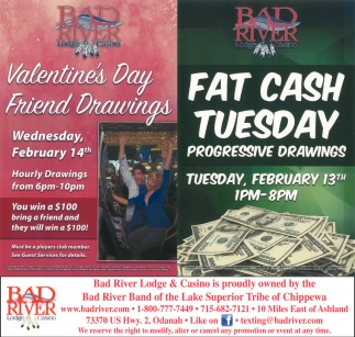 Valentine's Day Friend Drawings / Fat Cash Tuesday
