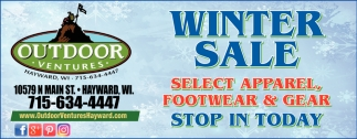 info for b3df6 333a7 Winter Sale, Outdoor Ventures, Hayward, WI