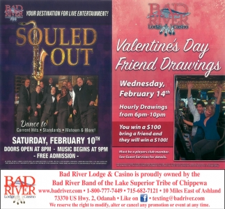 Souled Out / Valentine's Day Friend Drawings