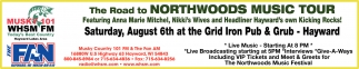 The Road to Northwoods Music Tour