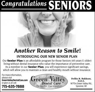 New Senior Plan