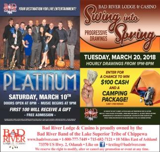 Platinum / Swing into Spring