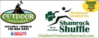 2018 5K/1K Run/Walk Shamrock Shuffle