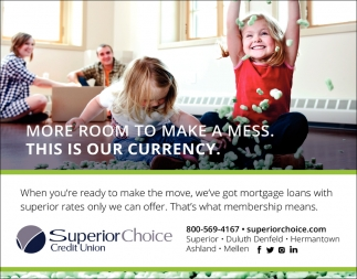 Mortgage Loans with Superior Rates