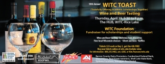 10th Annual WITC TOAST