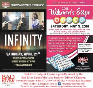 Infinity / 2018 Women's Expo