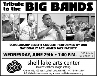 Tribute to the BIG BANDS