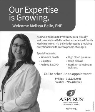 Melissa Belle, FNP