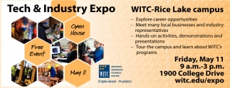 Tech & Industry Expo